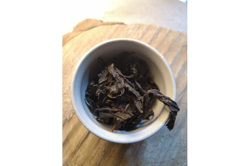 CHINA OOLONG SHUIXIAN ROCK TEA