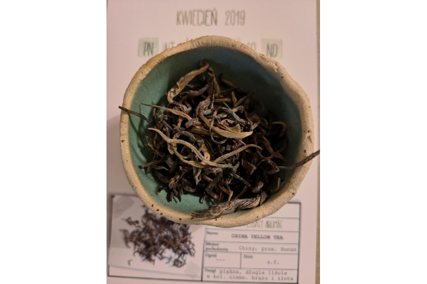 HUNAN YELLOW TEA